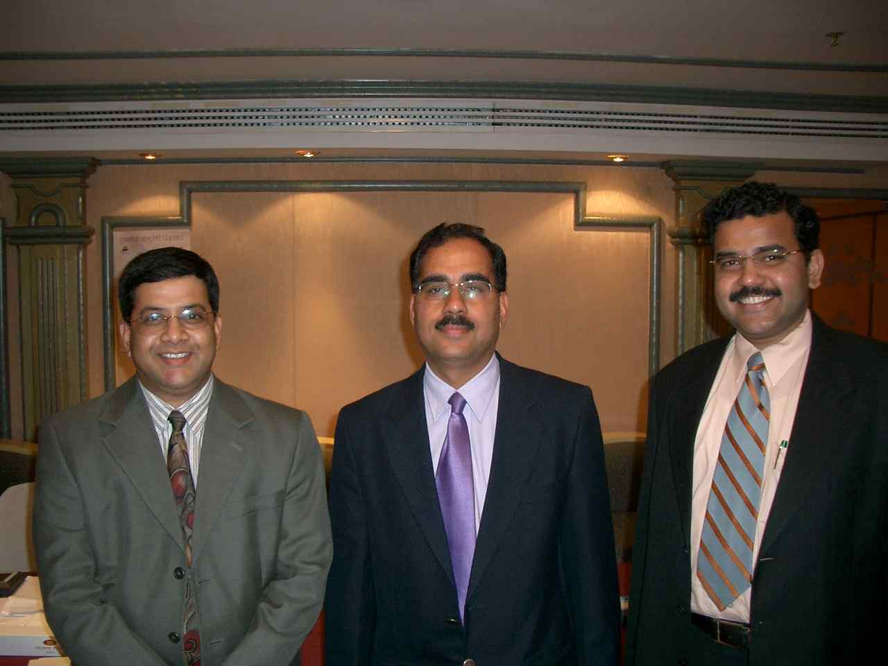 Balaji, Sudhesh, Pramoth