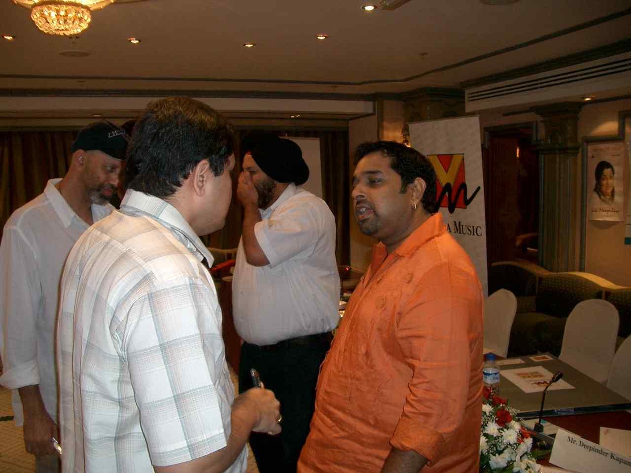 Dr.Mandar, Shankar Mahadevan