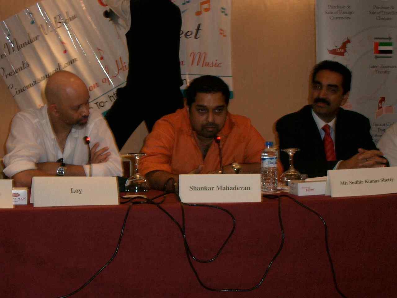 Shankar's Speech