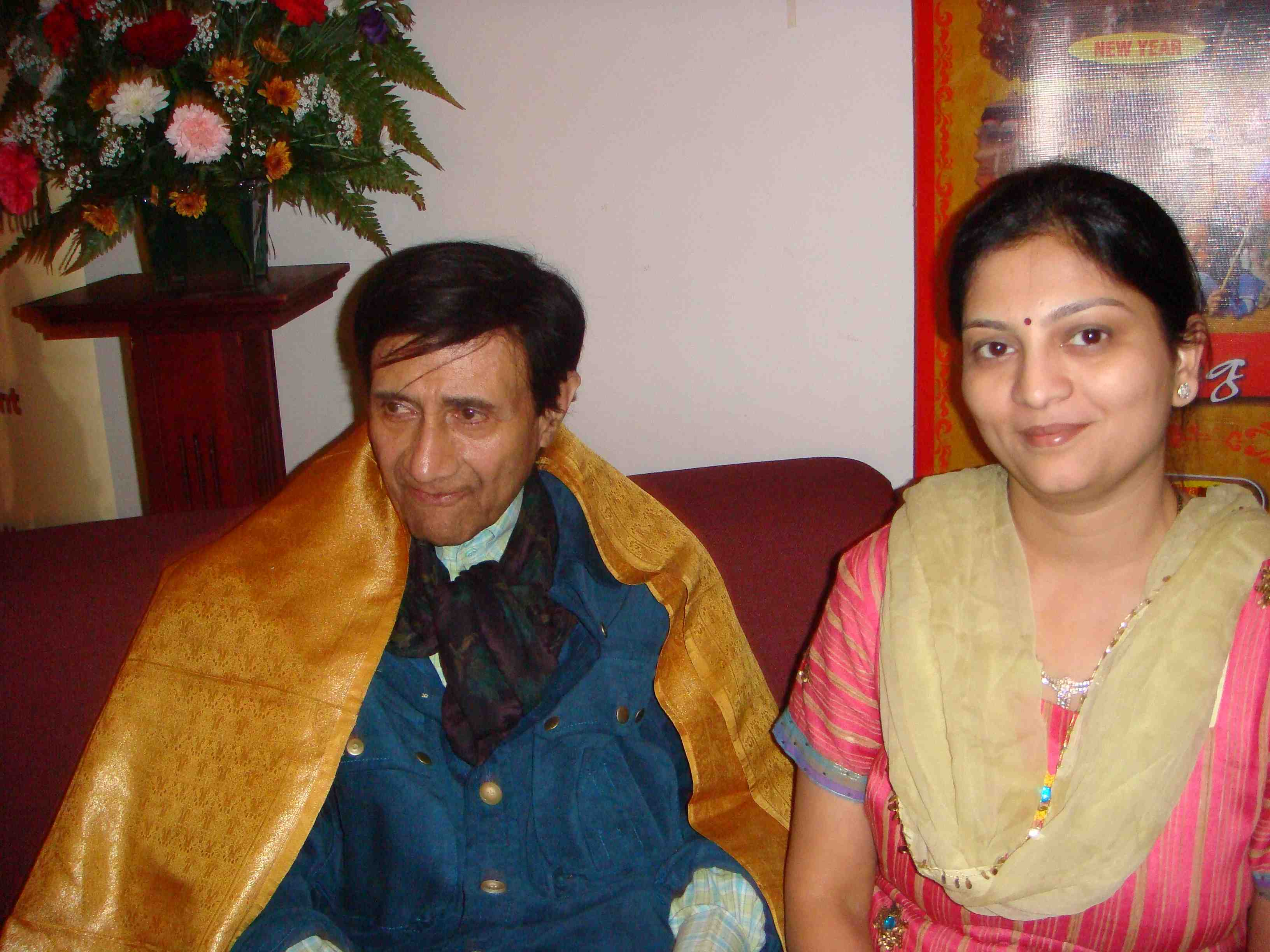 Dev with Dr Shubhada
