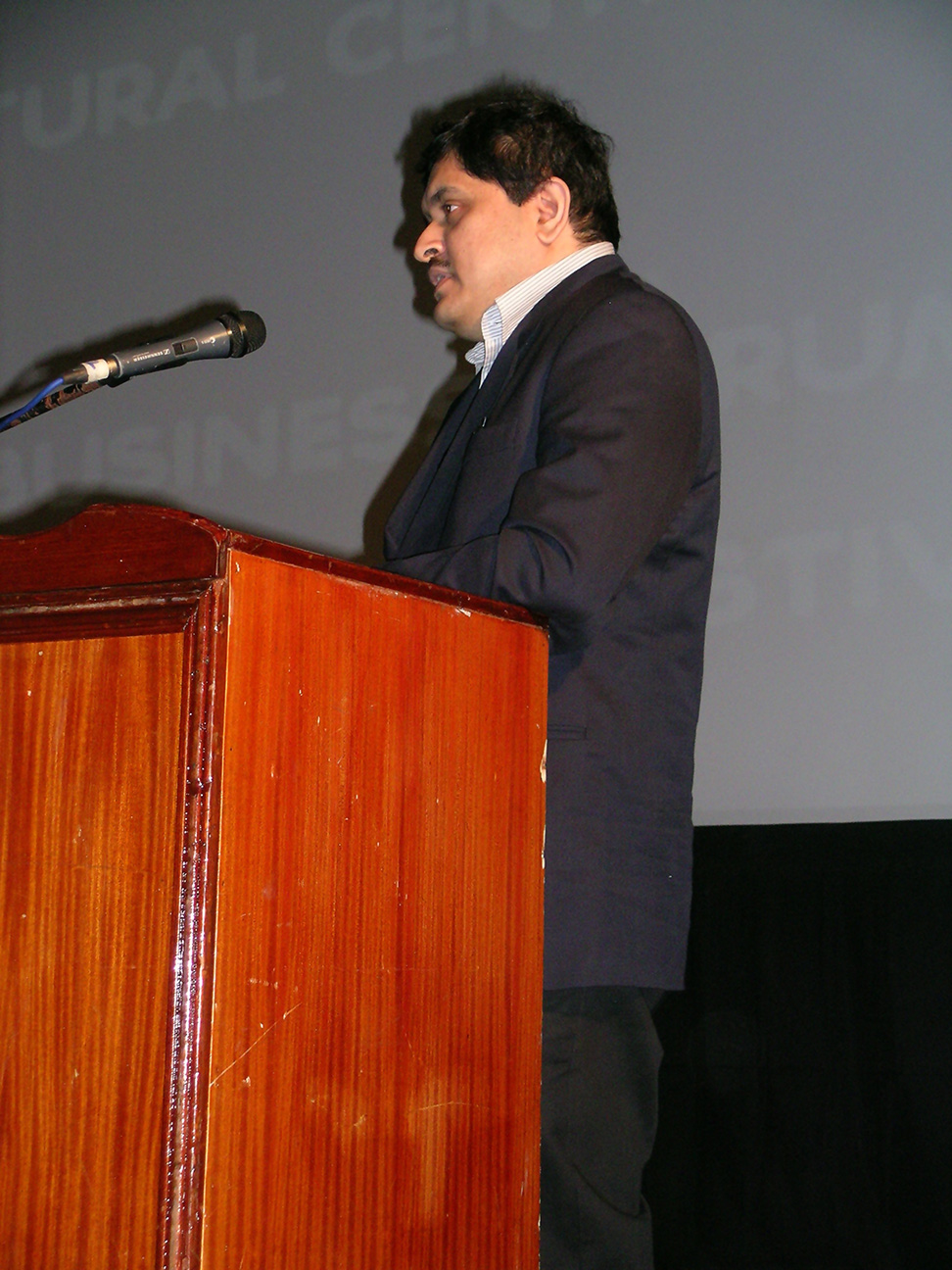 Speaking at the function