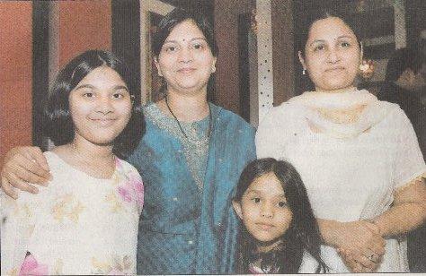 Pallavi Dr.Shubhada Apoorvaa Mrs.Kapany