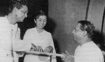 Aayi Bhor Suhani - With Pannalal Ghosh and Anil Biswas