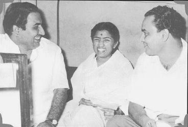 Chhed Mere Humrahi Geet Koi Aisa - With Rafi and Mukesh