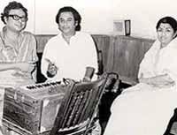 Jiya Naa Laage Mora- With R.D.Burman and Kishore Kumar