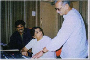 Paani Paani Re - Lata with Vishal Bharadwaj and Gulzar