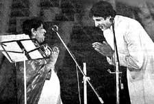 Yeh Kahan Aa Gaye Hum- Lata with Amitabh Bachchan