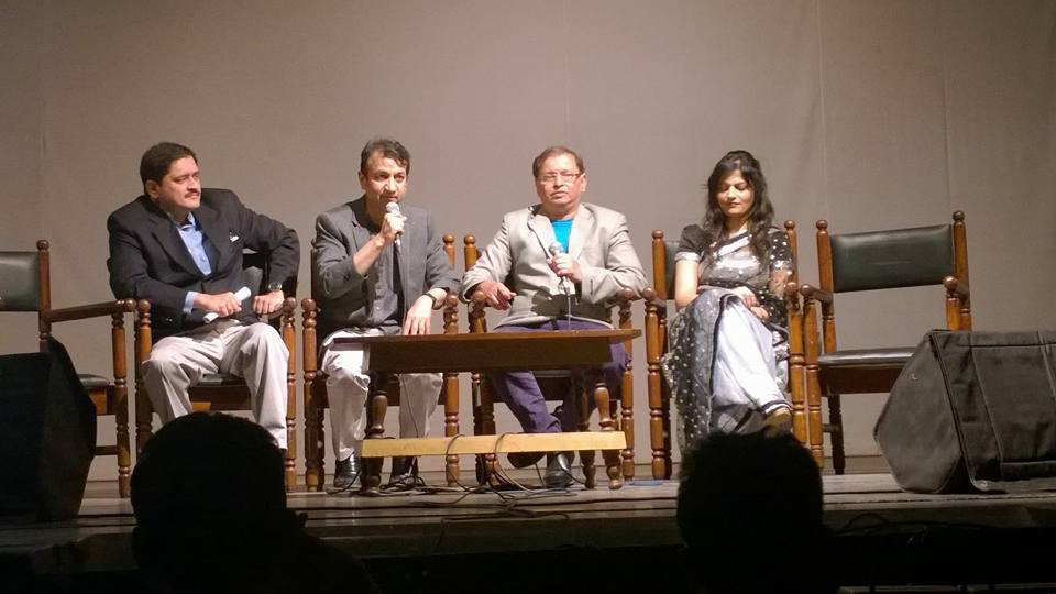 Dr. Mandar, Dr. Mukul, Dr. Nitin, Dr. Asmita Dixit