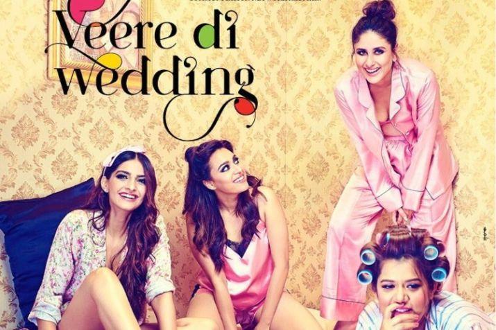 Veere Di Wedding Reviews.Veere Di Wedding Bollywood Films Reviews Cinema Sangeet