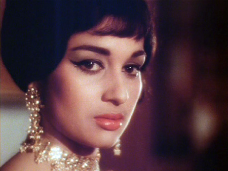 An image of Asha Parekh.